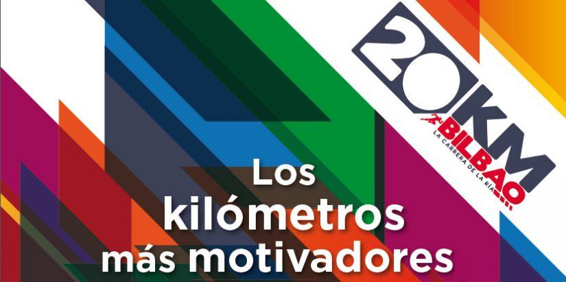 Septiembre 2016. 20 K Bilbao.